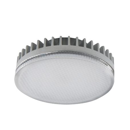 Светодиодная лампа Lightstar LED 929064 GX53 6W, 4200K (холодный) 220V, гарантия 1 год