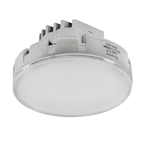 Светодиодная лампа Lightstar LED 929084 GX53 8,5W, 4000K (дневной) 220V, гарантия 1 год