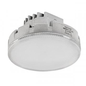 Светодиодная лампа Lightstar LED 929122 GX53 12W, 3000K (теплый) 220V, гарантия 1 год