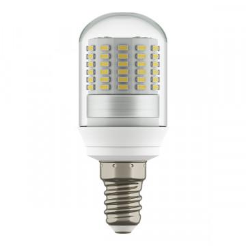 Светодиодная лампа Lightstar LED 930704 цилиндр E14 9W, 4000K (дневной) 220V, гарантия 1 год