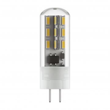 Светодиодная лампа Lightstar LED 932702 JC G4 1,5W, 3000K (теплый) 220V, гарантия 1 год