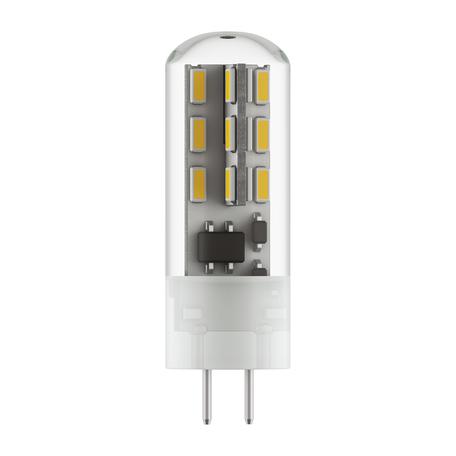 Светодиодная лампа Lightstar LED 932704 капсульная G4 1,5W, 4000K (дневной) 220V, гарантия 1 год