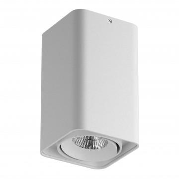Потолочный светильник Lightstar Monocco 212536, 1xGU10x50W, белый, металл