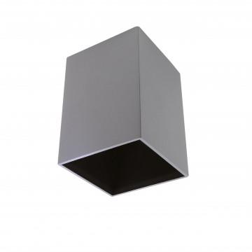 Потолочный светильник Lightstar Ottico Qua 214429, 1xGU10x50W, серый, металл
