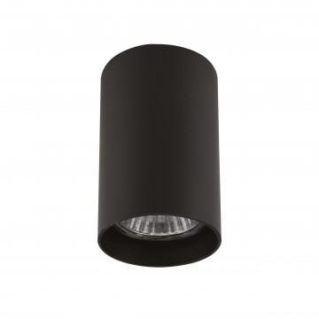 Потолочный светильник с регулировкой направления света Lightstar Rullo 214437, 1xGU10x50W, черный, металл
