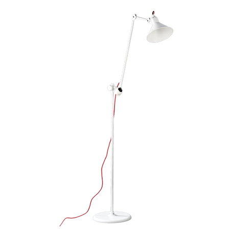 Торшер Lightstar Loft 765716, 1xE14x40W, белый, красный, металл
