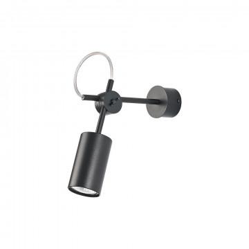 Настенный светильник Nowodvorski Eye S 5655, 1xGU10x35W, серый, металл