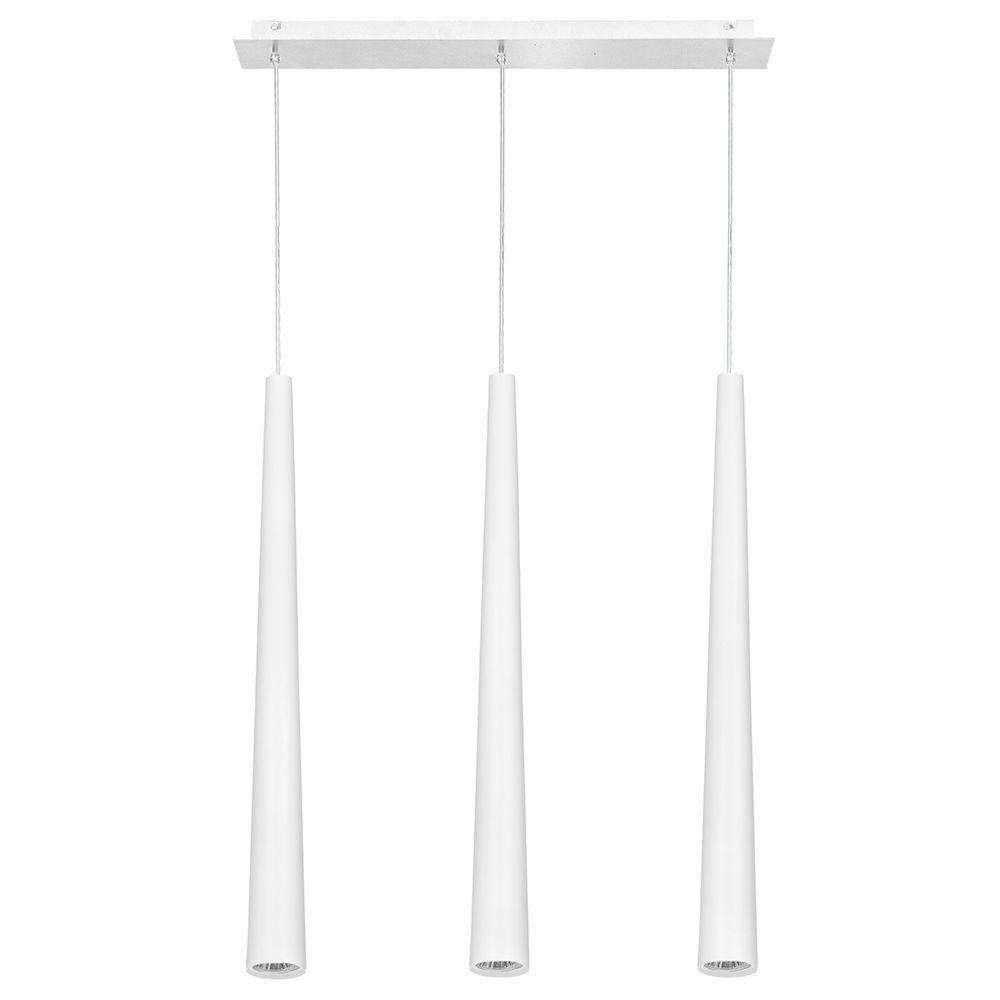 Подвесной светильник Nowodvorski Quebeck 5404, 3xGU10x35W, белый, металл - фото 1