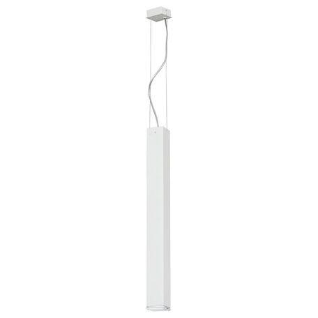 Подвесной светильник Nowodvorski Bryce 5675, 1xGU10x35W, белый, металл, стекло