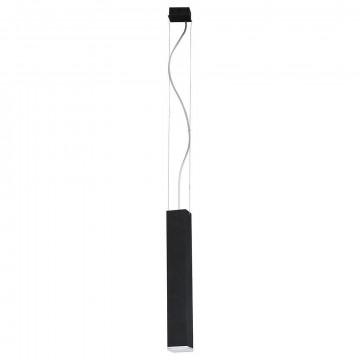 Подвесной светильник Nowodvorski Bryce 5677, 1xGU10x35W, серый, металл, стекло