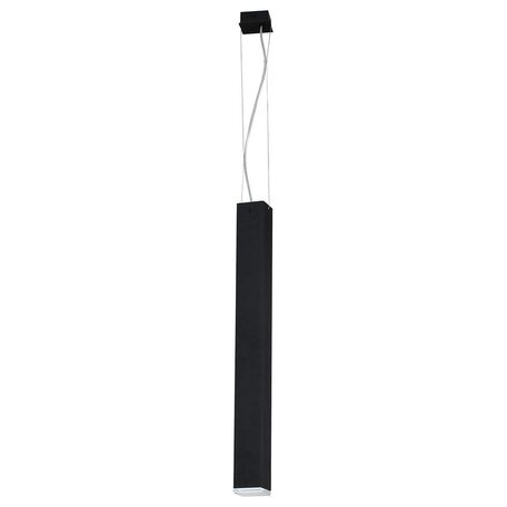 Подвесной светильник Nowodvorski Bryce 5678, 1xGU10x35W, серый, металл, стекло