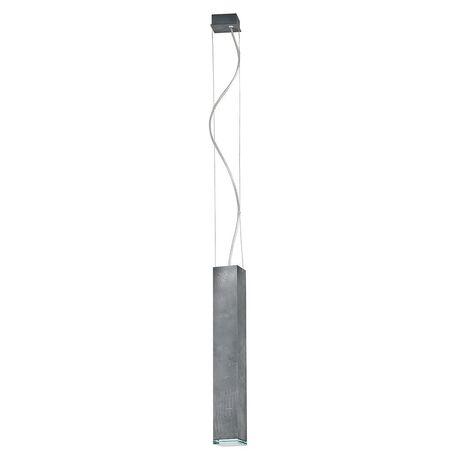 Подвесной светильник Nowodvorski Bryce 5681, 1xGU10x35W, серый, металл, стекло
