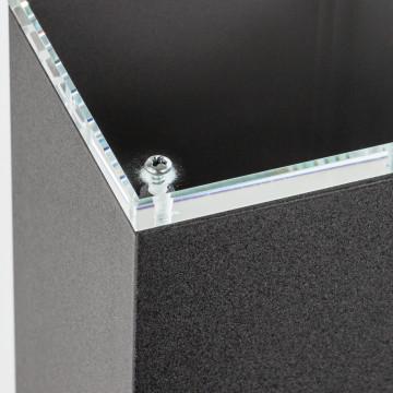 Подвесной светильник Nowodvorski Bryce 5682, 1xGU10x35W, серый, металл, стекло - миниатюра 3