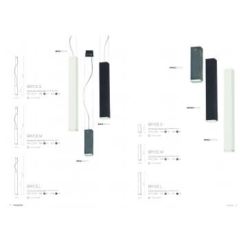 Подвесной светильник Nowodvorski Bryce 5682, 1xGU10x35W, серый, металл, стекло - миниатюра 6