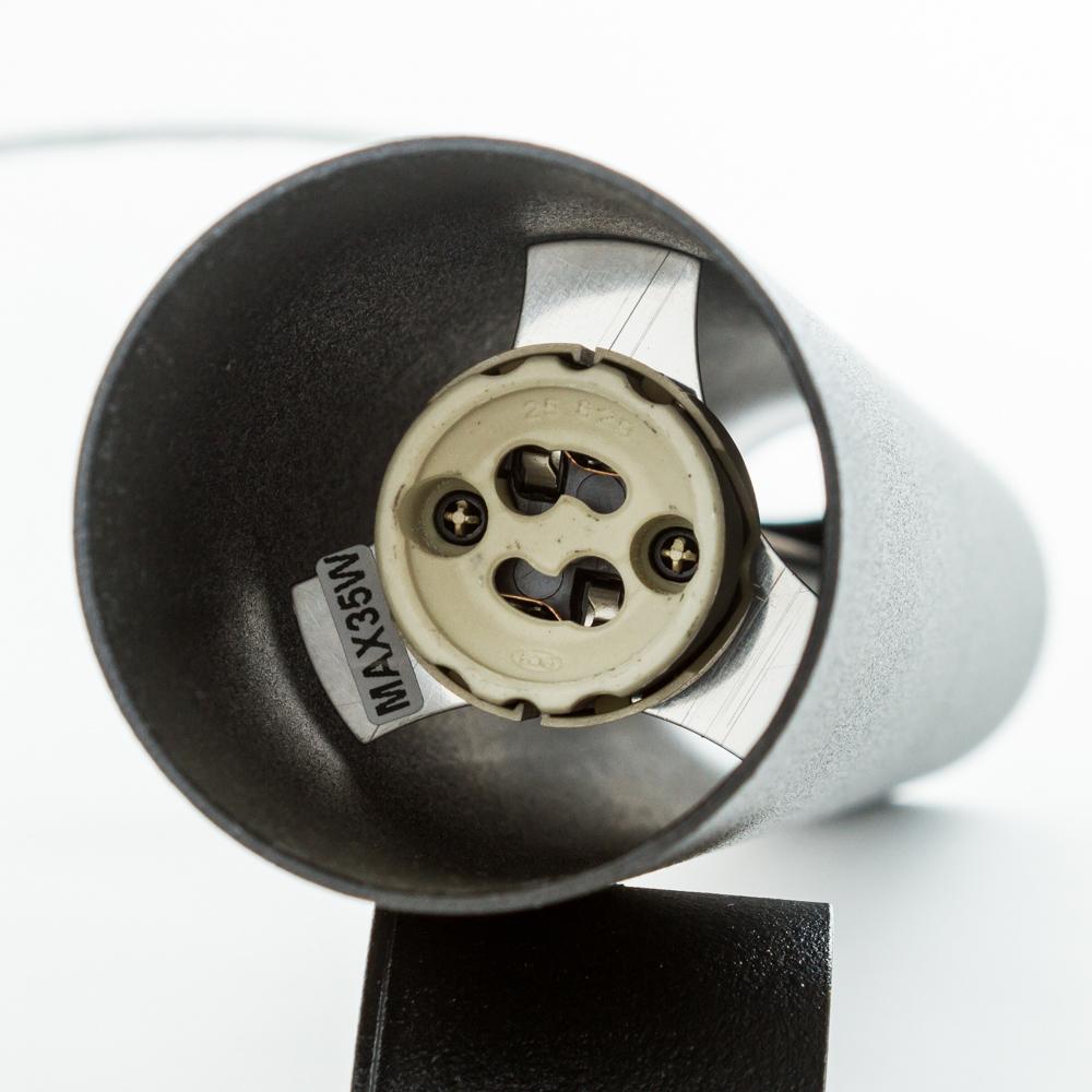 Подвесной светильник Nowodvorski Eye L 6841, 1xGU10x35W, черный, металл - фото 2