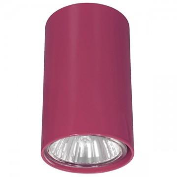 Потолочный светильник Nowodvorski Eye S 5252, 1xGU10x35W, розовый, металл