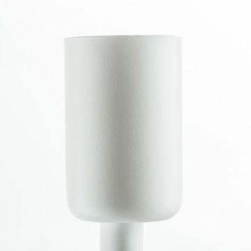 Потолочный светильник с регулировкой направления света Nowodvorski Flex 9773, 3xE27x60W, белый, металл, пластик - миниатюра 2