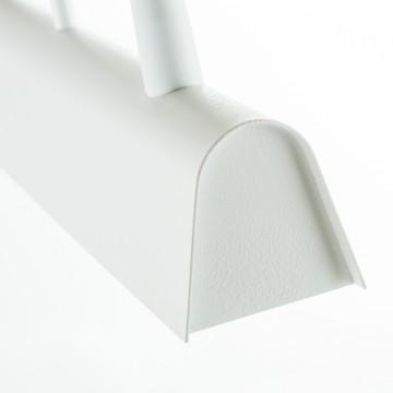 Потолочный светильник с регулировкой направления света Nowodvorski Flex 9773, 3xE27x60W, белый, металл, пластик - миниатюра 3