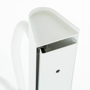 Потолочный светильник Nowodvorski Flex 9773, 3xE27x60W, белый, металл с пластиком, пластик с металлом - миниатюра 2