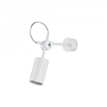 Потолочный светильник с регулировкой направления света Nowodvorski Eye S 5654, 1xGU10x35W, белый, металл