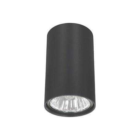 Потолочный светильник Nowodvorski Eye S 5256, 1xGU10x35W, серый, металл