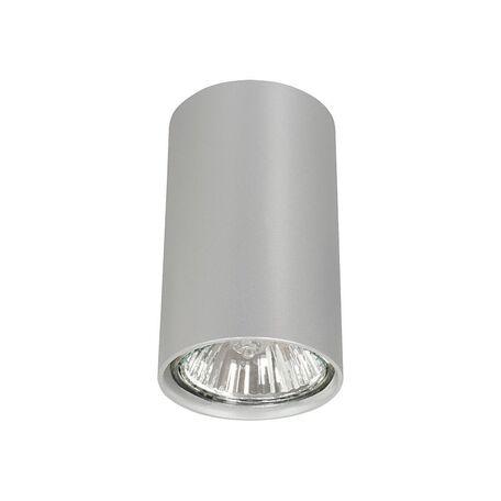 Потолочный светильник Nowodvorski Eye S 5257, 1xGU10x35W, серебро, металл
