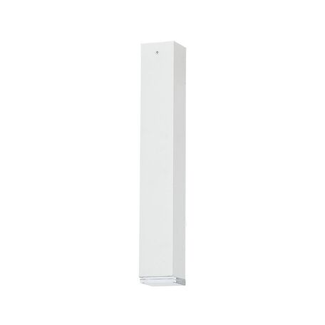 Потолочный светильник Nowodvorski Bryce 5706, 1xGU10x35W, белый, металл, стекло