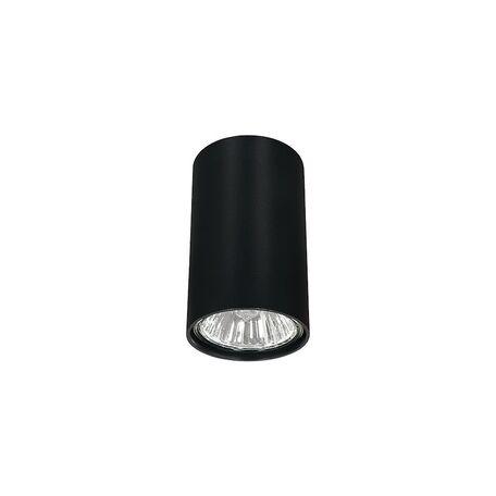 Потолочный светильник Nowodvorski Eye S 6836, 1xGU10x35W, черный, металл