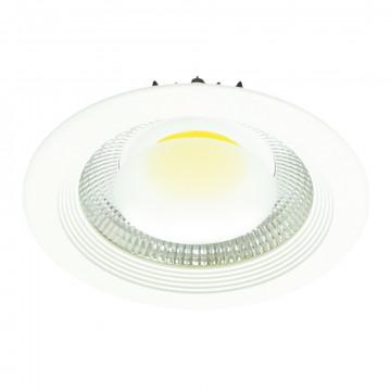 Светодиодный встраиваемый светильник Arte Lamp A6415PL-1WH Uovo, белый