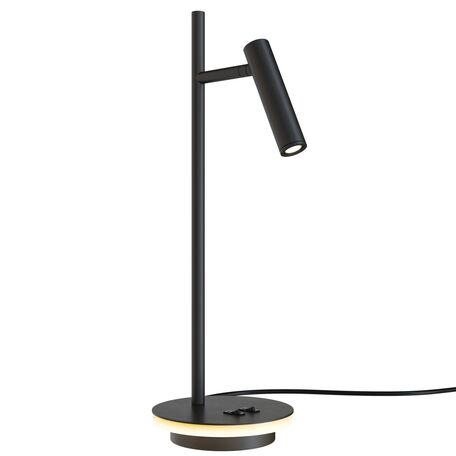 Настольная светодиодная лампа Maytoni Estudo Z010TL-L8B3K, LED 8W, 3000K (теплый)