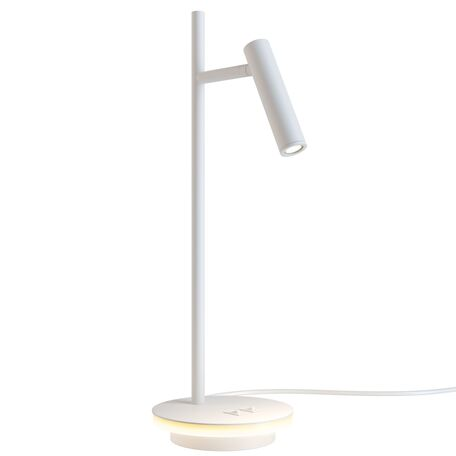 Настольная светодиодная лампа Maytoni Estudo Z010TL-L8W3K, LED 8W, 3000K (теплый)
