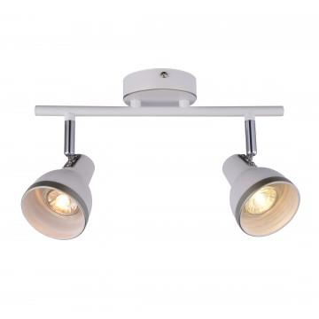 Потолочный светильник с регулировкой направления света Favourite F-Promo Allegra 2391-2U, 2xGU10x50W