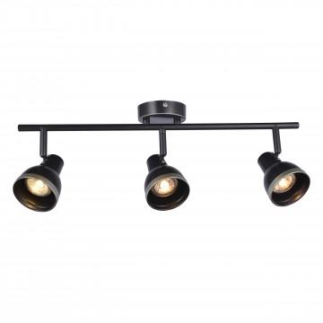 Потолочный светильник с регулировкой направления света Favourite F-Promo Allegra 2392-3U, 3xGU10x50W