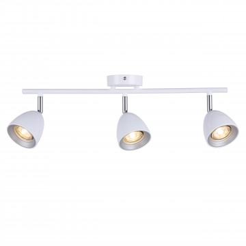 Потолочный светильник с регулировкой направления света Favourite F-Promo Allegra 2393-3U, 3xGU10x50W
