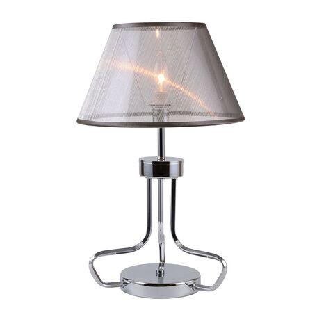 Настольная лампа Favourite F-Promo Cache 2343-1T, 1xE14x40W, металл, текстиль