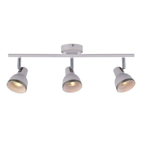 Потолочный светильник с регулировкой направления света Favourite F-Promo Allegra 2391-3U, 3xGU10x50W