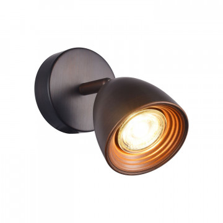 Потолочный светильник с регулировкой направления света Favourite F-Promo Allegra 2394-1W, 1xGU10x50W
