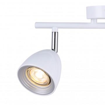Потолочный светильник с регулировкой направления света Favourite F-Promo Allegra 2393-2U, 2xGU10x50W - миниатюра 4