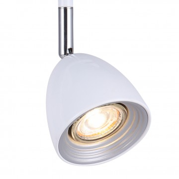 Потолочный светильник с регулировкой направления света Favourite F-Promo Allegra 2393-2U, 2xGU10x50W - миниатюра 5