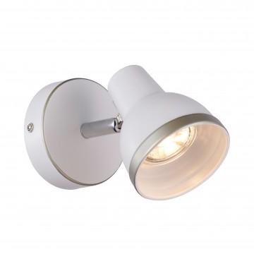 Настенный светильник с регулировкой направления света Favourite F-Promo Allegra 2391-1W, 1xGU10x50W