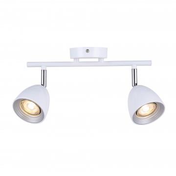 Потолочный светильник с регулировкой направления света Favourite F-Promo Allegra 2393-2U, 2xGU10x50W