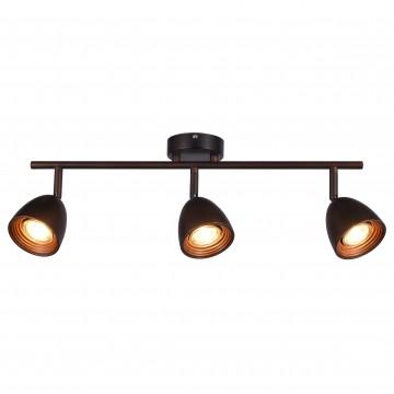 Потолочный светильник с регулировкой направления света Favourite F-Promo Allegra 2394-3U, 3xGU10x50W