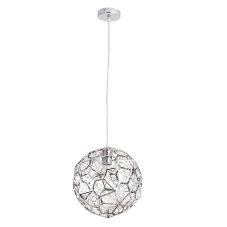 Подвесной светильник Divinare Mosaico 1012/02 SP-1, 1xE27x60W, хром, металл