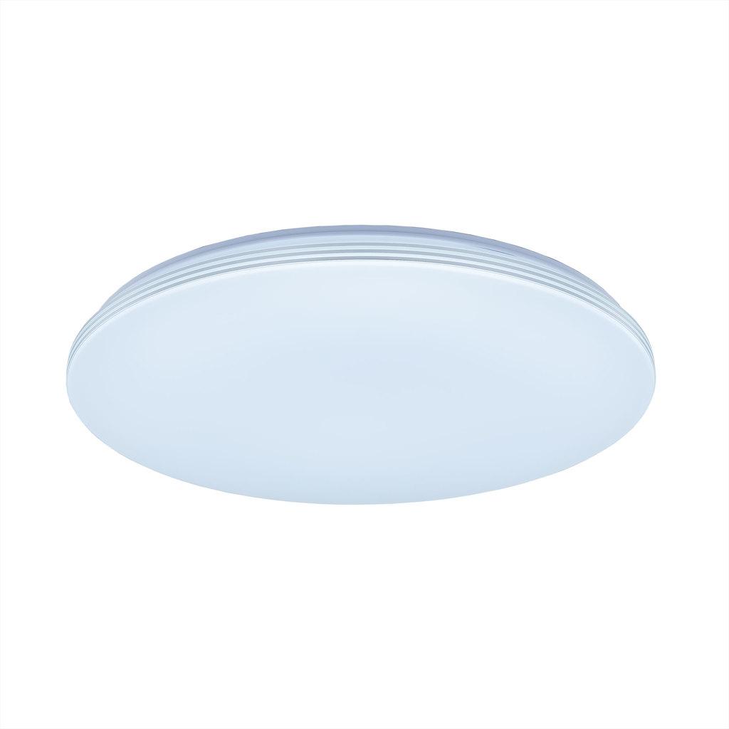 Потолочный светодиодный светильник Citilux Симпла CL714R48N, LED 48W 4000K 4800lm, белый, пластик - фото 1