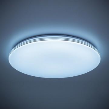 Потолочный светодиодный светильник Citilux Симпла CL714R48N, LED 48W 4000K 4800lm, белый, пластик - миниатюра 3