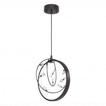 Подвесной светодиодный светильник Favourite Schleife 2518-3P, LED 18W 4000K (дневной)