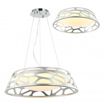 Потолочно-подвесной светодиодный светильник Favourite Arcanum 2535-3PC, LED 24W 3000K (теплый)