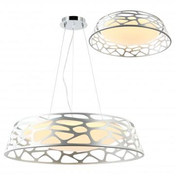 Потолочно-подвесной светодиодный светильник Favourite Arcanum 2535-5PC, LED 48W 3000K (теплый)