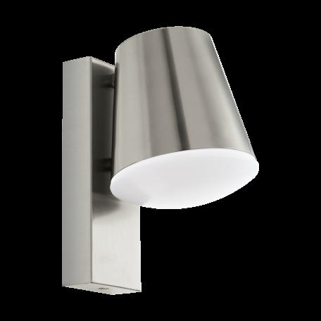 Настенный светильник Eglo Caldiero 97452, IP44, 1xE27x10W, сталь, металл, пластик