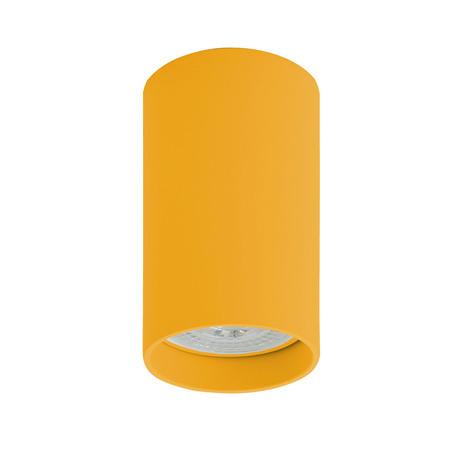 Потолочный светильник Denkirs DK2008-YE, 1xGU10x50W, желтый, металл